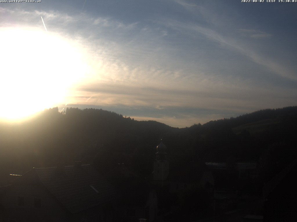 Eidenberg Webcam Untergeng
