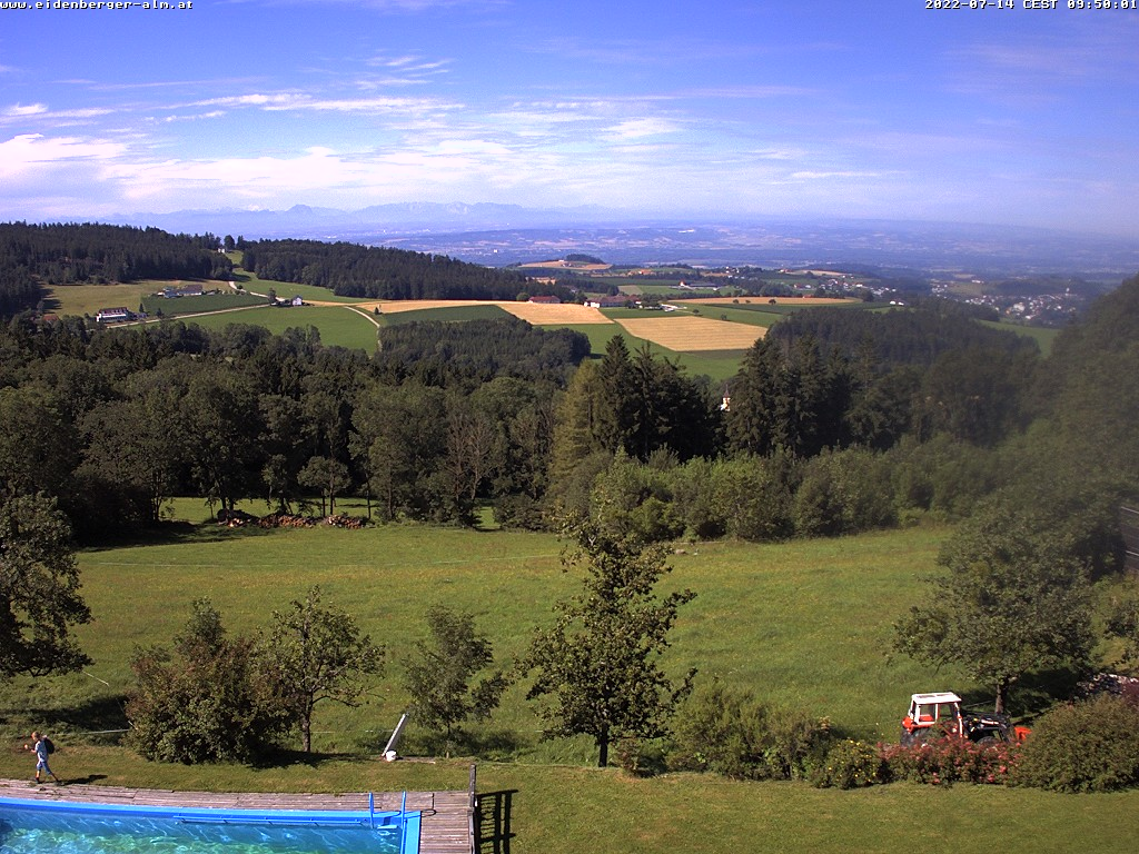 Eidenberger Alm Webcam